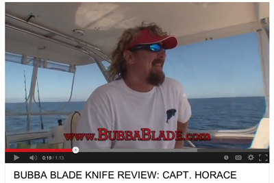 Captain Horace Barge and The Bubba Bade